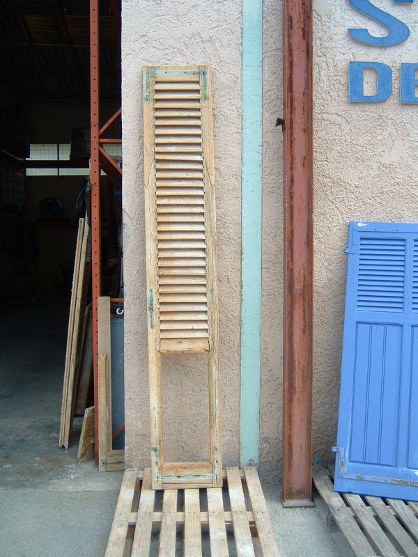 restauration de volets persiennes a toulon restauration objets bois toulon sarl salvat. Black Bedroom Furniture Sets. Home Design Ideas